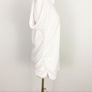 Isabel Maternity by Ingrid & Isabel Tops - Ingrid & Isabel White XXL Maternity Long Sleeve